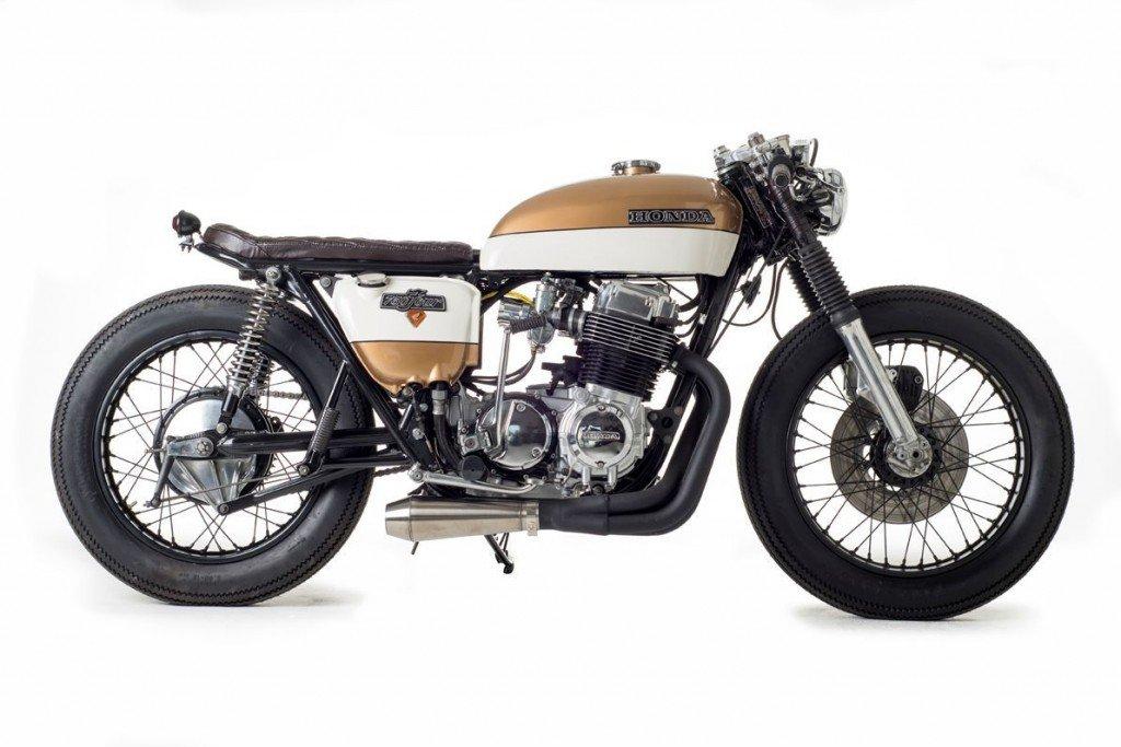 Honda Cb750 Cafe Racer 1 1024x683 Glorious Motorcycles